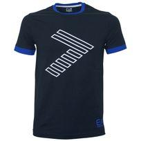 Ea7 - Tee-shirt emporio armani 5P254 273813 bleu marine