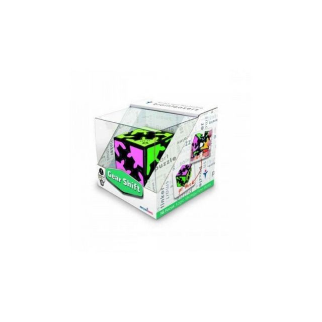 Recent Toys Gear Shift Cube Magique