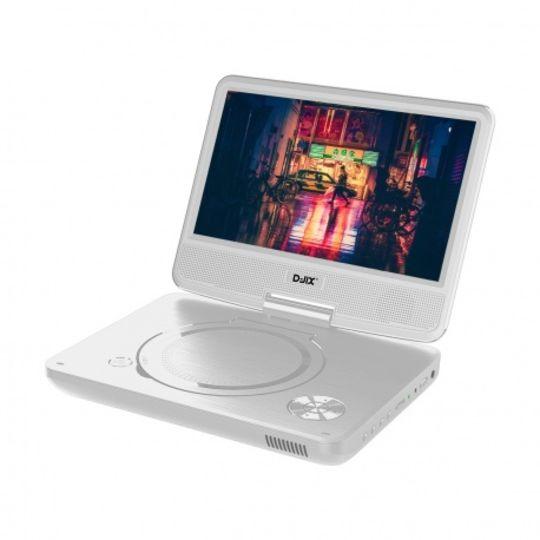 Lecteur Dvd Portable Pvs 906 20 Blanc à Prix Carrefour