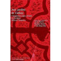 Verdier - Aux jardins de cathay