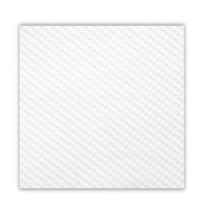 Az boutique serviette blanche en papier tissu 1 pli 33 x - Lot de serviette de table tissu pas cher ...