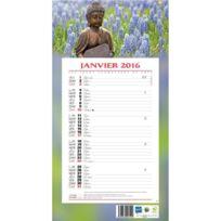 Bouchut Grandremy - Calendrier mensuel 36x19 cm ambiance
