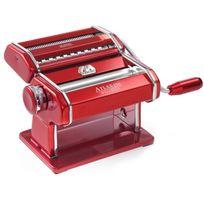 Marcato - machine à pâtes manuelle rouge - 150ar