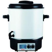 ROBBY - stérilisateur électrique avec robinet et minuteur 27l 1800w écran lcd - steri pro lcd
