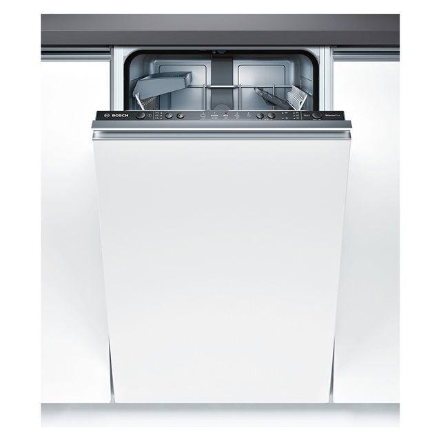 bosch lave vaisselle 45cm 9 couverts a tout int grable spv50e70eu achat lave vaisselle a. Black Bedroom Furniture Sets. Home Design Ideas