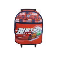Cars - Sac à roulettes maternelle Racing 32 Cm