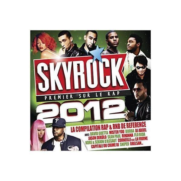 compilation skyrock 2012
