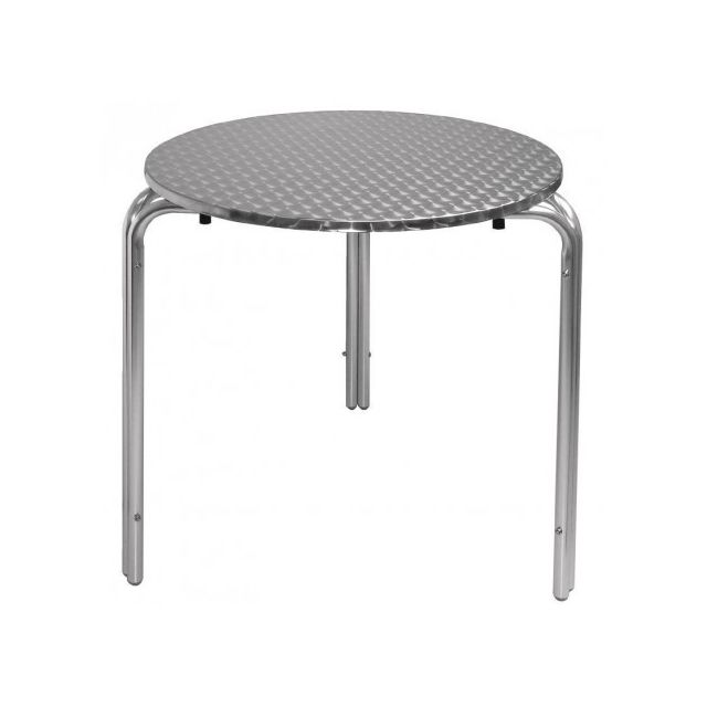 Materiel Chr Pro Table ronde Bistro Bolero 700 mm