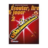 Dehaske - Ecouter lire et jouer flûte traversière Vol.2 +CD