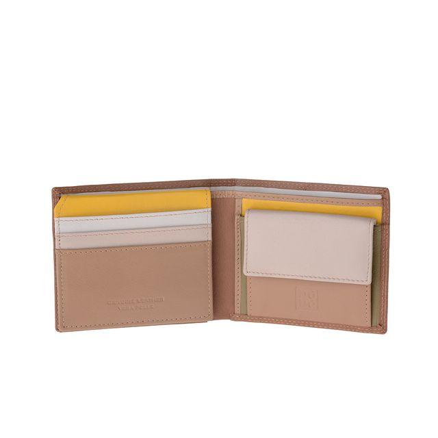 Dudu petit portefeuille pour homme en cuir avec porte monnaie de safari pas cher achat - Portefeuille cuir homme avec porte monnaie ...