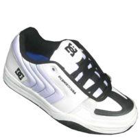 Dc - Vintage skate shoes Shoes Lyric 2 White Carbon
