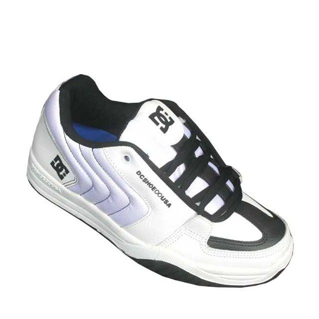 Homme Shoes Carbon Dc 2 Baskets Vintage Skate Lyric White ZWFI5H4Fq