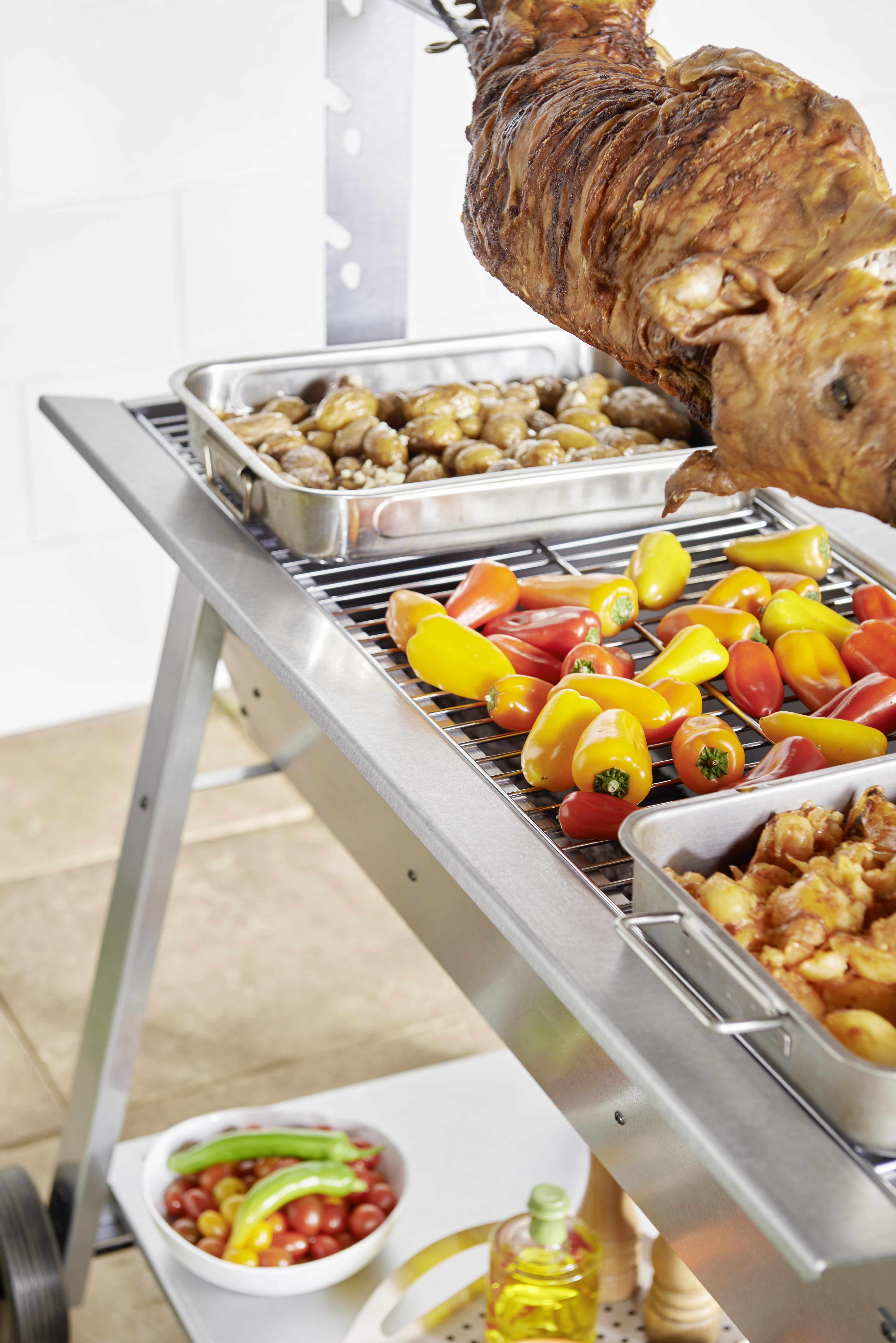 Barbecue BURGOS.