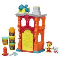 PLAY-DOH - Play Doh Town - Maison de pompiers