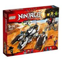 Lego - 70595-Le tank ultra furtif