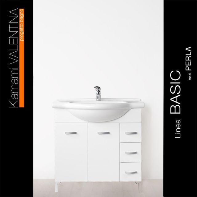 kiamami valentina base de bassin avec 85 cm pour d coration salle de bain pearl mod le pas. Black Bedroom Furniture Sets. Home Design Ideas