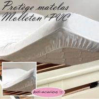 Bonareva - Protège-matelas - 160 x 200 cm