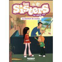 Bamboo - les Sisters ; la série Tv tome 4 ; le nanimal de Loulou