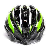 Casque Noir/Vert/Blanc S 53-55