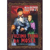 Cecchi Gori E.E. Home Video Srl - L'ULTIMO Treno Di Mosca EDIZIONE Speciale, EDIZIONE Speciale IMPORT Italien, IMPORT Dvd - Edition simple
