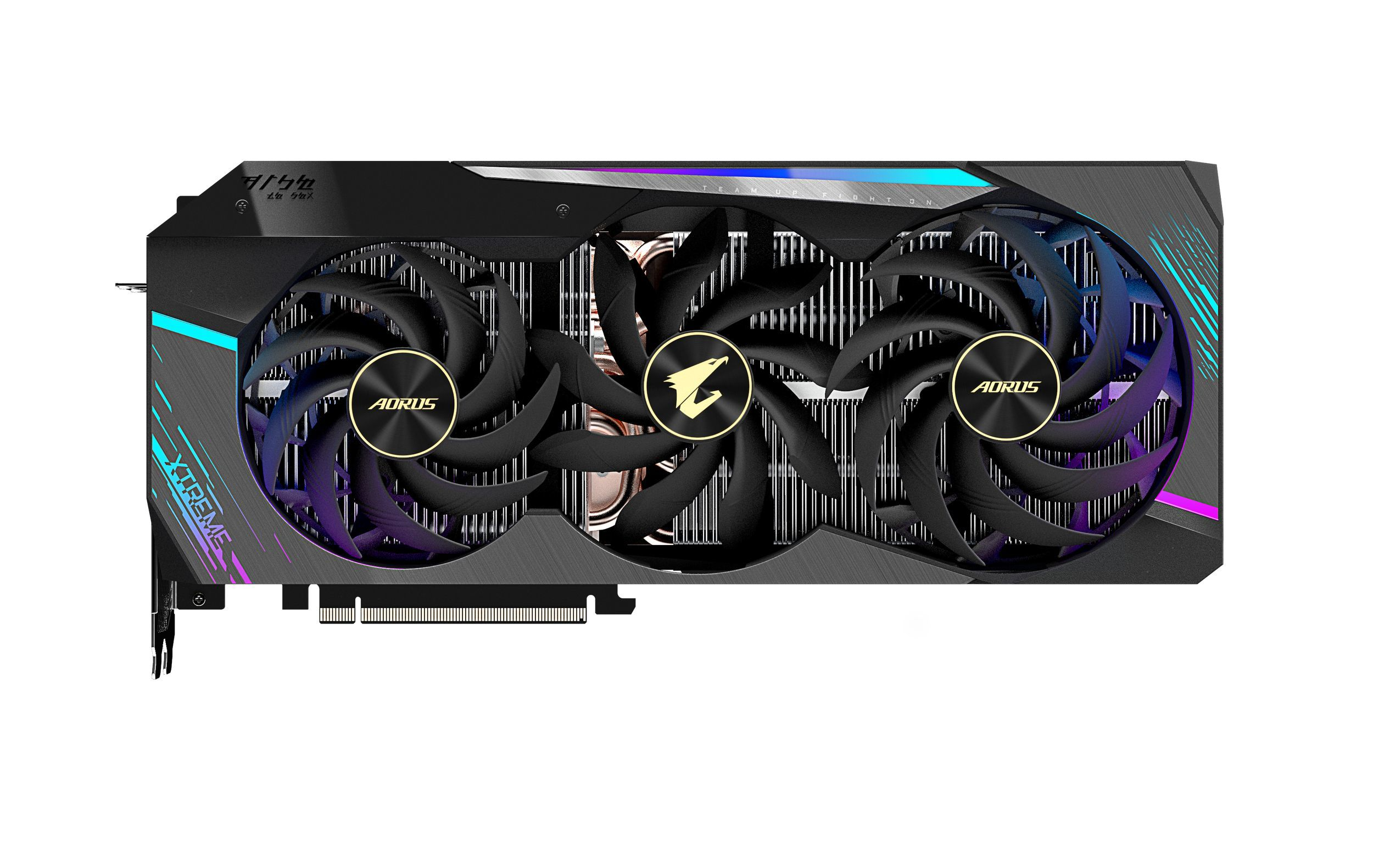 Carte graphique gaming GeForce RTX 3090 Aorus Xtreme Gigabyte