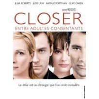 Dvd - Closer Entre Adultes Consentants