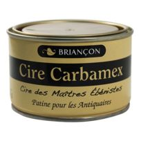 Briancon - Cire Pate Carbamex - Pot De 400 G - Finition : Neutre