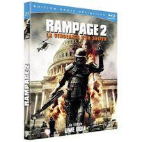 Seven Sept - Rampage 2, La vengeance d'un sniper Blu-Ray
