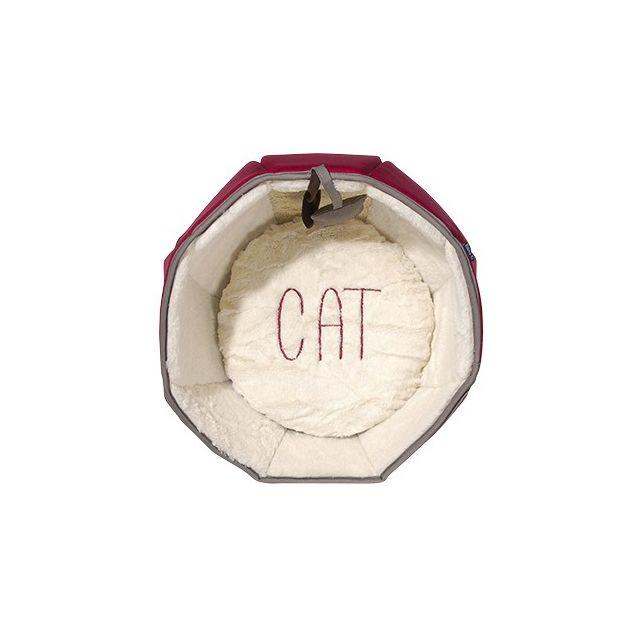 Les Animaux De La Fee Bulle Cat Taille S Rouge Pour Chat