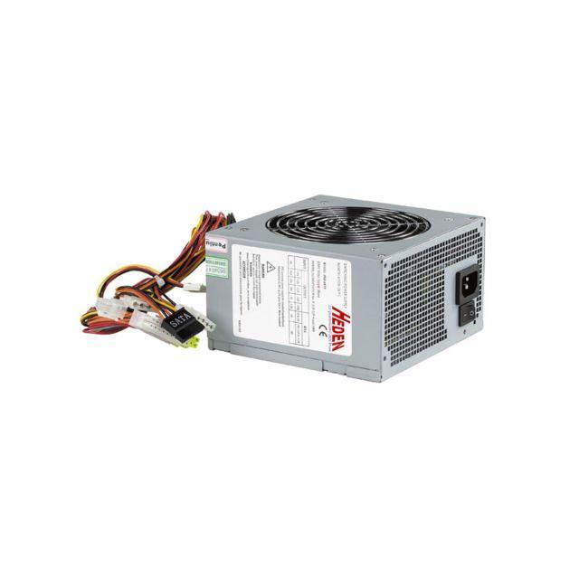 HEDEN Alimentation PC 500W - Ventilateur 12 cm