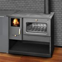 MODERNA - Cuisinière à bois - METALURGIA 12 kW