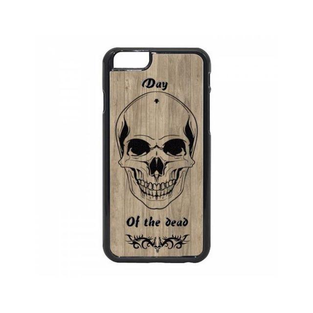 Coque Iphone 78 Tête De Mort Tribal