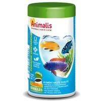 Animalis - Aliments Granulés pour Cichlidés - 250ml