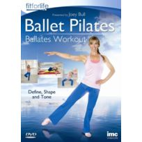 Imc Vision - Ballet Pilates IMPORT Anglais, IMPORT Dvd - Edition simple