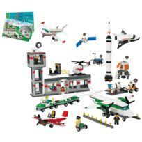 """Lego - jeux """"boite aerospatiale"""" 1176 pieces"""