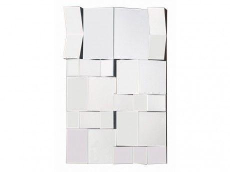 Insideart Miroir Amaccato - 90 x 70 cm