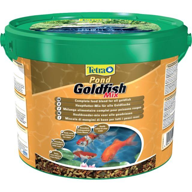 Tetra Pond Gold Mix 10L