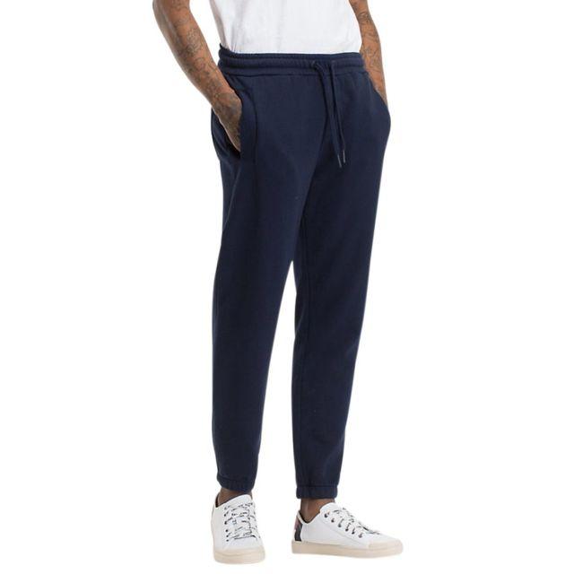 b0819c9c98e Tommy hilfiger - Jogging Essential sweatpants - pas cher Achat   Vente  Survêtement homme - RueDuCommerce