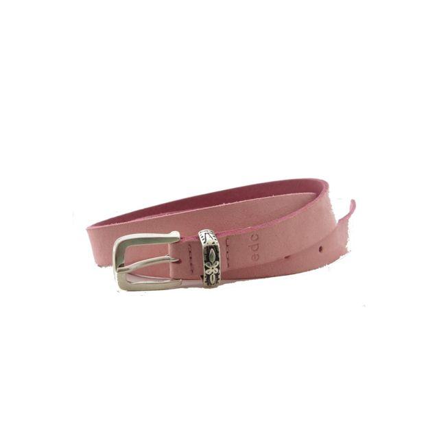 39399c36bf47 Esprit accessoires - Ceinture flower loop blt rose 90 - pas cher ...