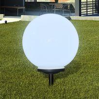 Vimeu-Outillage - Boule solaire extérieure 40cm 1 pièce