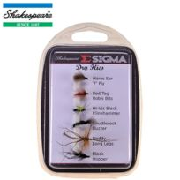 Shakespeare - Pack De Mouches Sigma Fly Selection N°1
