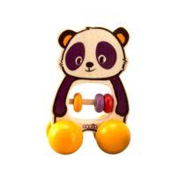 Okoia - Petit panda à roulettes