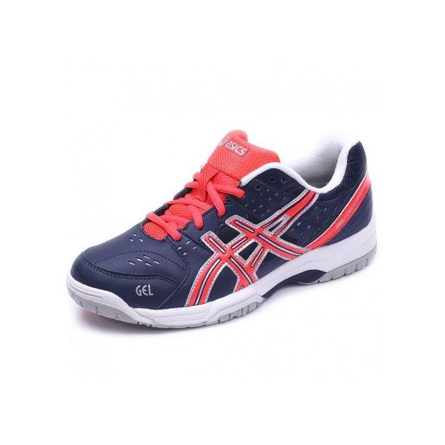 new product 0c95f 0b00e Asics - Chaussures Gel Dedicate 3 Tennis Marine Femme - pas cher Achat   Vente Chaussures running - RueDuCommerce