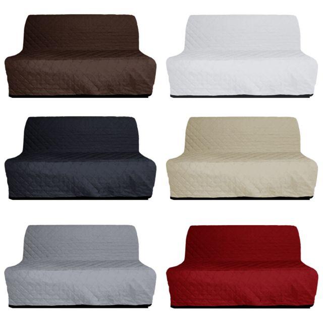 sans marque housse matelass e pour canap bz 140 x. Black Bedroom Furniture Sets. Home Design Ideas