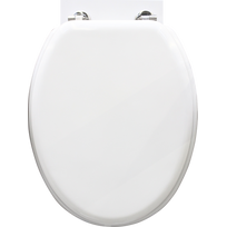 CARREFOUR HOME - Abattant WC - Blanc - BT-028WDP