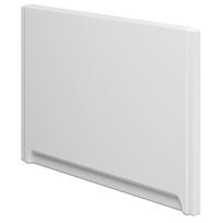 Riho - Tablier de baignoire latéral universel 75x57 cm en acrylique blanc