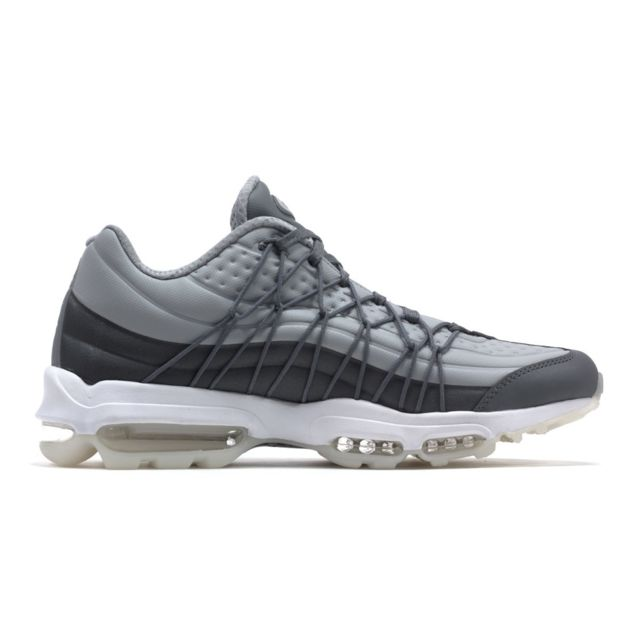 new product 9d252 4f96c Nike - Basket Air Max 95 Ultra - Ao9082-009 Gris - 39 - pas cher Achat    Vente Baskets homme - RueDuCommerce
