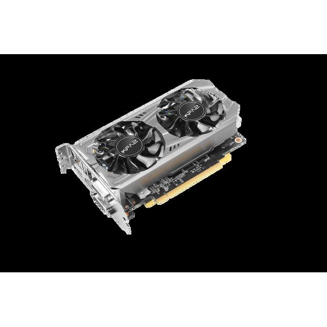 KFA2 - GeForce GTX 1070 Oc Mini ITX smart fan control