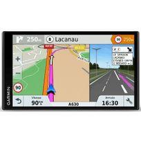 GARMIN - GPS connecté - Carte Europe 46 pays - Ecran tactile sans bord lumineux de 6.95 pouces