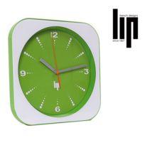 Lip - Horloge pendule exactitude retro vert